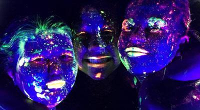 Galaxy Neon Party