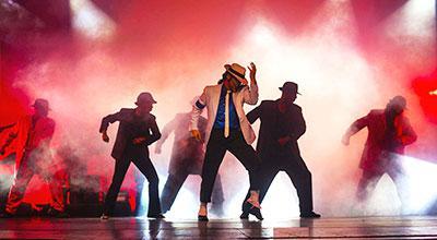Micheal Jackson Dance Show