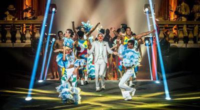 Circuba Dance Show