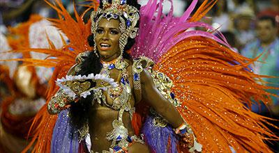 Samba Carnival Dance Show